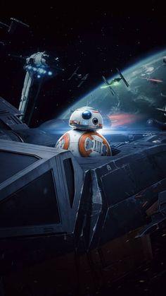 Star Wars: The Last Jedi Telefon Hintergrundbilder Star Wars Jedi, Star Wars Film, Nave Star Wars, Star Wars Fan Art, Star Wars Poster, Images Star Wars, Star Wars Pictures, Star Wars Quotes, Star Wars Humor