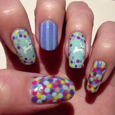 danielleleahmorley's spring tips! Show us your spring mani & you could be featured on our Pinterest and Instagram! Just use #SephoraSpring