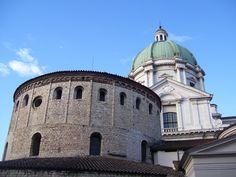 Duomo vecchio e duomo nuovo