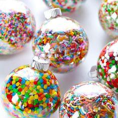 Basteln zu Weihnachten - Geschenke für Eltern von Kindern