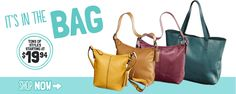 Its in the Bag. Tons of Styles Starting at $19.94. Zip totes, Tassel Bags, Tassel top hobos, leather fold over and more styles shop now. http://oldnavycoupon.net/bring-fun-affordable-fashion-to-the-whole-family-from-the-old-navys-offers/