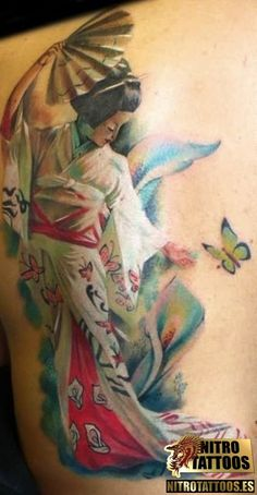imágenes de geisha