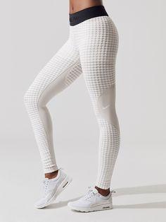 129f865ca2 Nike Pro Hyperwarm Women's Tights Leggings in Desert Sand/white Women's  Tights, Nike Tights
