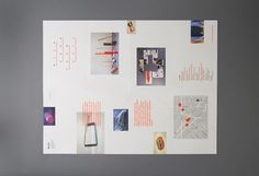 MICA Grad Show 2014    |    View on Behance This year-long project pulled together content from the Maryland Institute College of Art'...