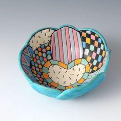 #ceramic #pottery #handmade #clay Ceramic Bowls, Ceramic Art, Ceramic Pottery, Tea Bowls, List, Color Pop, Decorative Bowls, Clay, Japan