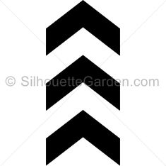Chevron silhouette clip art. Download free versions of the image in EPS, JPG, PDF, PNG, and SVG formats at http://silhouettegarden.com/download/chevron-silhouette/