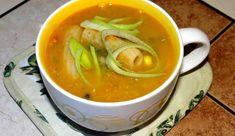 24 nejlepších zimních polévek, které vás zahřejí a zasytí! Thai Red Curry, Food And Drink, Soup, Thing 1, Cooking, Ethnic Recipes, Cuisine, Kochen, Soups