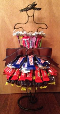 I want to do this for the candy bar.  I already found the figure.