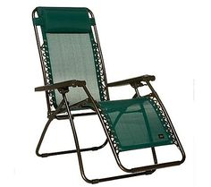 Bliss Hammocks Gravity Free Recliner with Head Rest