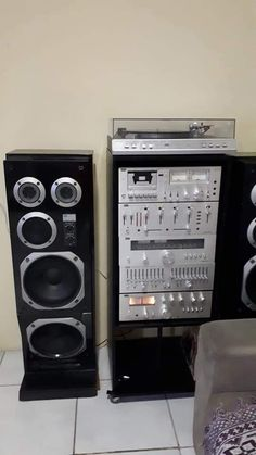 Audio Stand, Audio Room, Sound Of Music, Audiophile, Pink Floyd, Man Cave, Tech, Retro, Photography