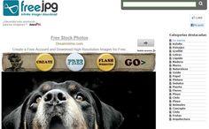 FreeJPG, una gran colección de fotografías digitales gratuitas para descargar