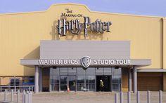 Warner Bros Studio Harry Potter tour in London