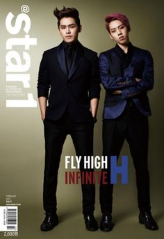 Dongwoo and Hoya. infinite H Cnblue, Btob, Hoya Infinite, Infinite Members, Dong Woo, Myungsoo, Woollim Entertainment, Korean Artist, Vixx