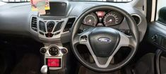 Ford Fiesta 1.4 Trend Keren modif Ford, Teepees