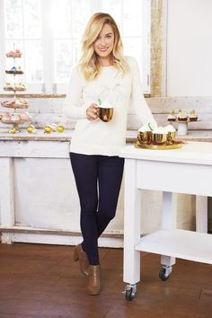 Home for the holidays. LC Lauren Conrad at #Kohls