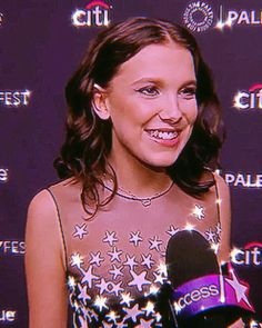 Stranger Things Premiere, Stranger Things Quote, Bobby Brown Stranger Things, Stranger Things Aesthetic, Stranger Things Netflix, Millie Bobby Brown Movies, Miley Cyrus Hair, Sherlock Holmes Quotes, Celebration Gif