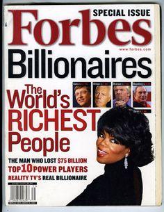 2003 World's Billionaires