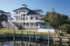 2 Good 2 Go: 4 Bedroom, 3 Bath - Private UN-Heated Pool - Canalfront - Frisco NC