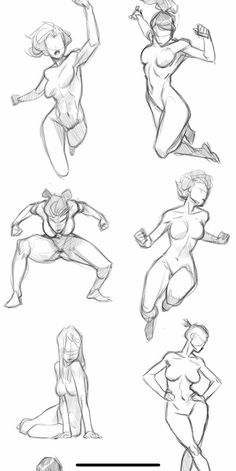 Action Pose Reference, Body Reference Drawing, Drawing Body Poses, Anime Poses Reference, Gesture Drawing Poses, Drawing Female Body, Hand Reference, Figure Reference, Anatomy Sketches