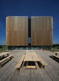 Wageningen, Netherlands  NIOO - KNAW  Claus En Kaan Architecten