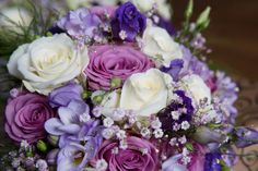 My wedding Bouquet. Perfect.