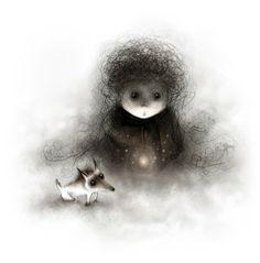 Winter 2 by Anna Baratashvili