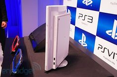 Sony PlayStation 3 2012 up close and personal