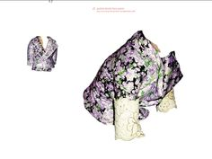 Images and Artwork by Lisa Holzer  This, darlings, was my first collection that I launched, and my last at the same time, and is therefore a great example for the kind of underachiever that I am. Apocalypse, Floral Tie, Product Launch, Sweet, Artwork, Image, Collection, Fashion, Floral Lace