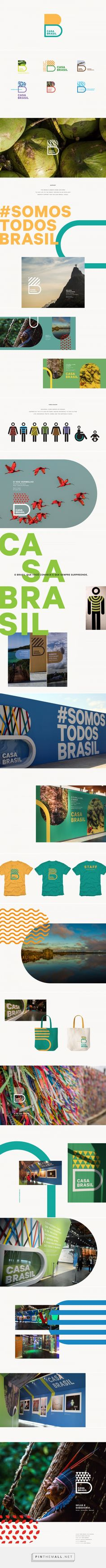 Casa Brasil on Behance - created on 2017-06-22 19:09:31