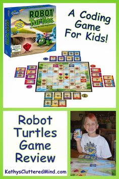 Robot Turtles Game Review