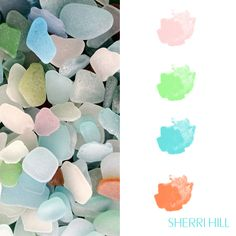 Beautiful pastel color palette #mastectomy #tattoo inspiration. #personalink
