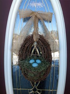 Spring Wreath Summer Wreath Grapevine Door by AnExtraordinaryGift, $55.00