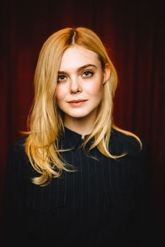 Elle Fanning - Matt Winkelmeyer Portraits at SXSW -03/10/2018