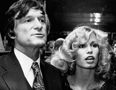 Hugh Hefner at Studio 54
