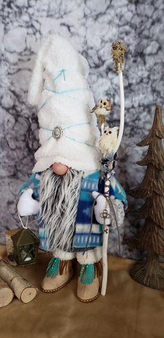 Fun Crafts, Diy And Crafts, Christmas Crafts, Christmas Decorations, Christmas Ornaments, Sewing Projects, Craft Projects, Christmas Gnome, Soft Sculpture