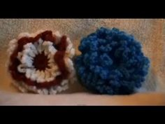 Very excited about this crochet flower tutorial... Going to add them to some hats for the winter!