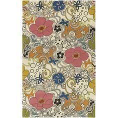 Put fashion forward with a colorful and elegant #rug. #Kohls