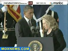 Reminder: Hillary Clinton lied about Benghazi while standing in front of the victims' caskets