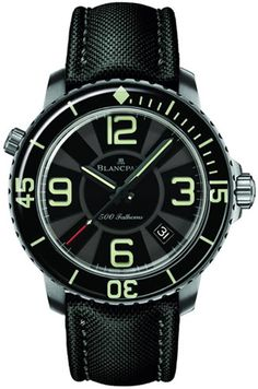 Blancpain SPORT 500 Fathoms only $25K