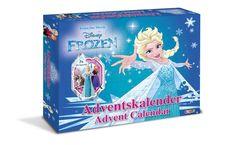 Craze 13885 Calendrier de l'Avent Disney Frozen Advent Calendar For Toddlers, Toy Advent Calendar, Advent Calendar Activities, Christmas Countdown Calendar, Disney Frozen Toys, Disney Stuff, Party Suppliers, Disney Paintings, Stress Toys