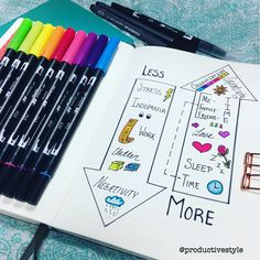 "380 Likes, 21 Comments - Productive Style Eli (@productivestyle) on Instagram: ""I loved the prompts for today and tomorrow and combined them into one page in my bullet journal.…"""