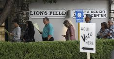 Making Election Day a national holiday might not increase voter turnout
