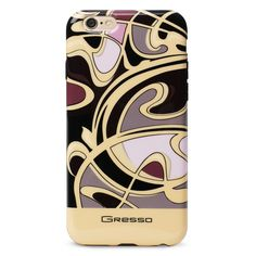 Extravaganza in Iced Capuccino Snap-On Case - iPhone 6/6S