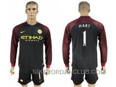 http://www.nikejordanclub.com/manchester-city-1-hart-away-long-sleeves-soccer-club-jersey-4znr2.html MANCHESTER CITY #1 HART AWAY LONG SLEEVES SOCCER CLUB JERSEY 4ZNR2 Only $20.00 , Free Shipping!