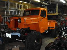 Extreme Willys Wagons and Trucks - Page 10 - Pirate4x4.Com : 4x4 and Off-Road Forum
