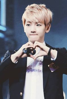 EXO Baekhyun...♡ I love you too, saranghae!