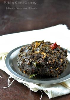 Gongura ChutneyGongura Pachadi Andhra-style Gongura Chutney is a classic delicacy of Telugu cuisine. The tangy and savory chutney is served with steamed rice and complete thali meals. Speedy Recipes, Best Lunch Recipes, Breakfast Recipes, Vegetarian Recipes, Snack Recipes, Cooking Recipes, Easy Chutney Recipe, Indian Chutney Recipes, Indian Food Recipes