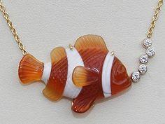 fish jewelry - Google Search