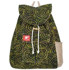 Made of traditional fabric from Indonesia, this tote funds a microloan for a person in Indonesia. NEW #indonesia tote #carryacountry  www.carryacountry.com