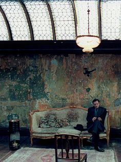 The King's Speech.LOVE the background there